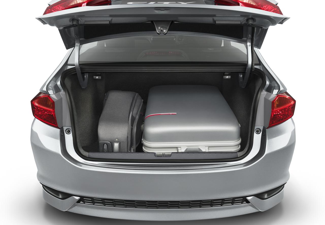 485-Liter-Trunk-Space