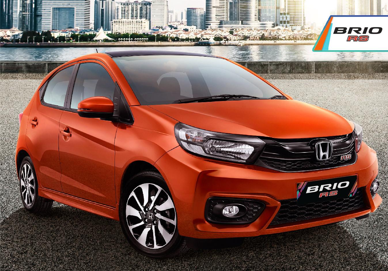 All-New-Honda-Brio-RS-Front-Angle
