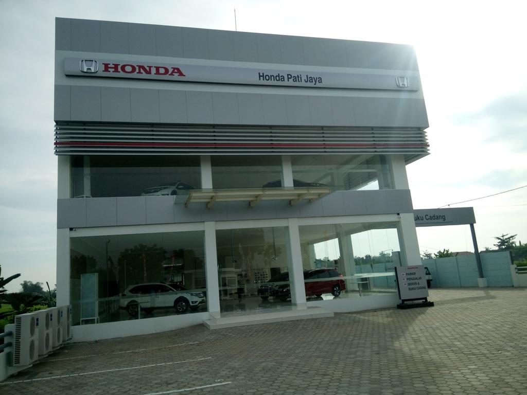 Gedung Honda Pati