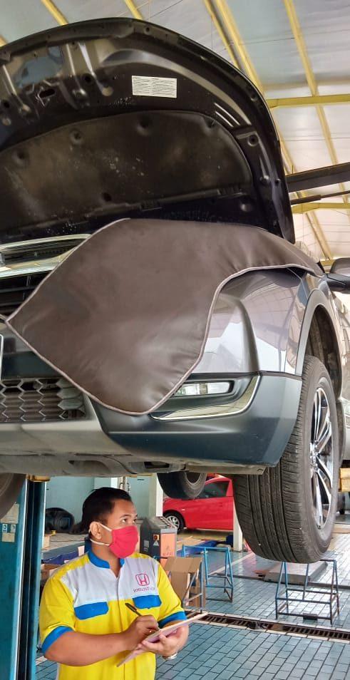 Inspection Honda Pati Jaya