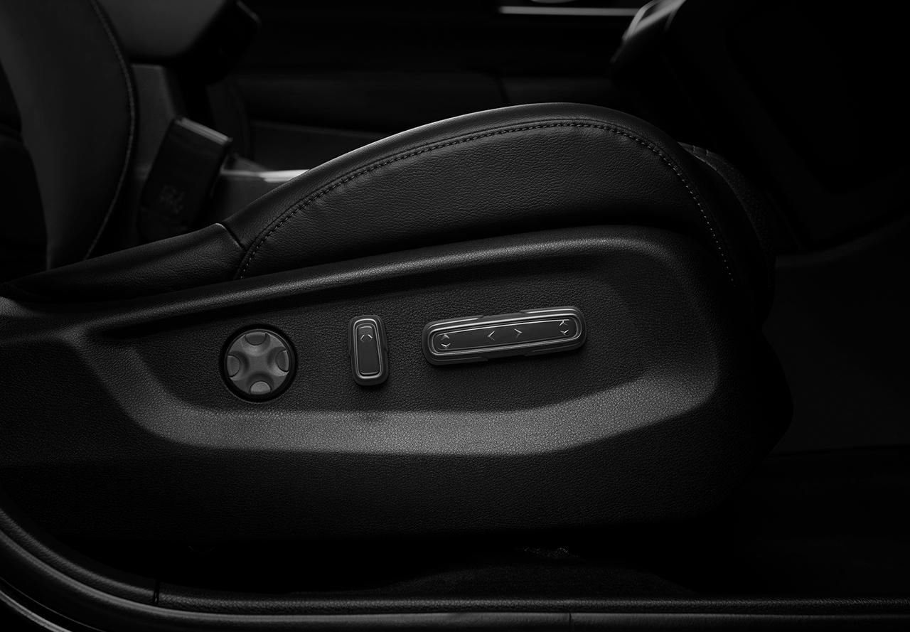 Power-Seat-Adjustment