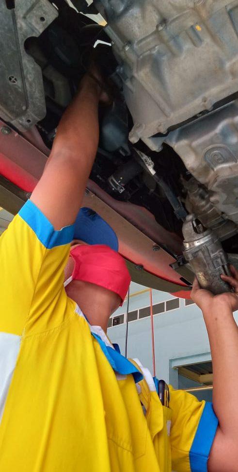 Repair Honda Pati Jaya