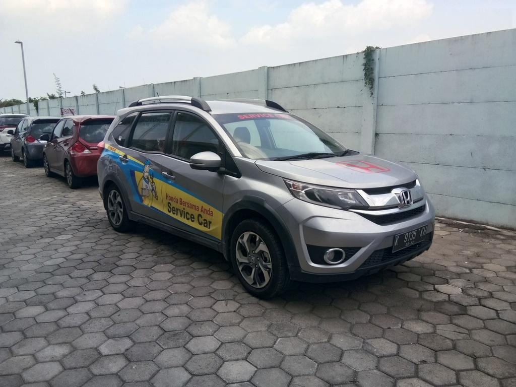 Service Car Honda Pati Jaya