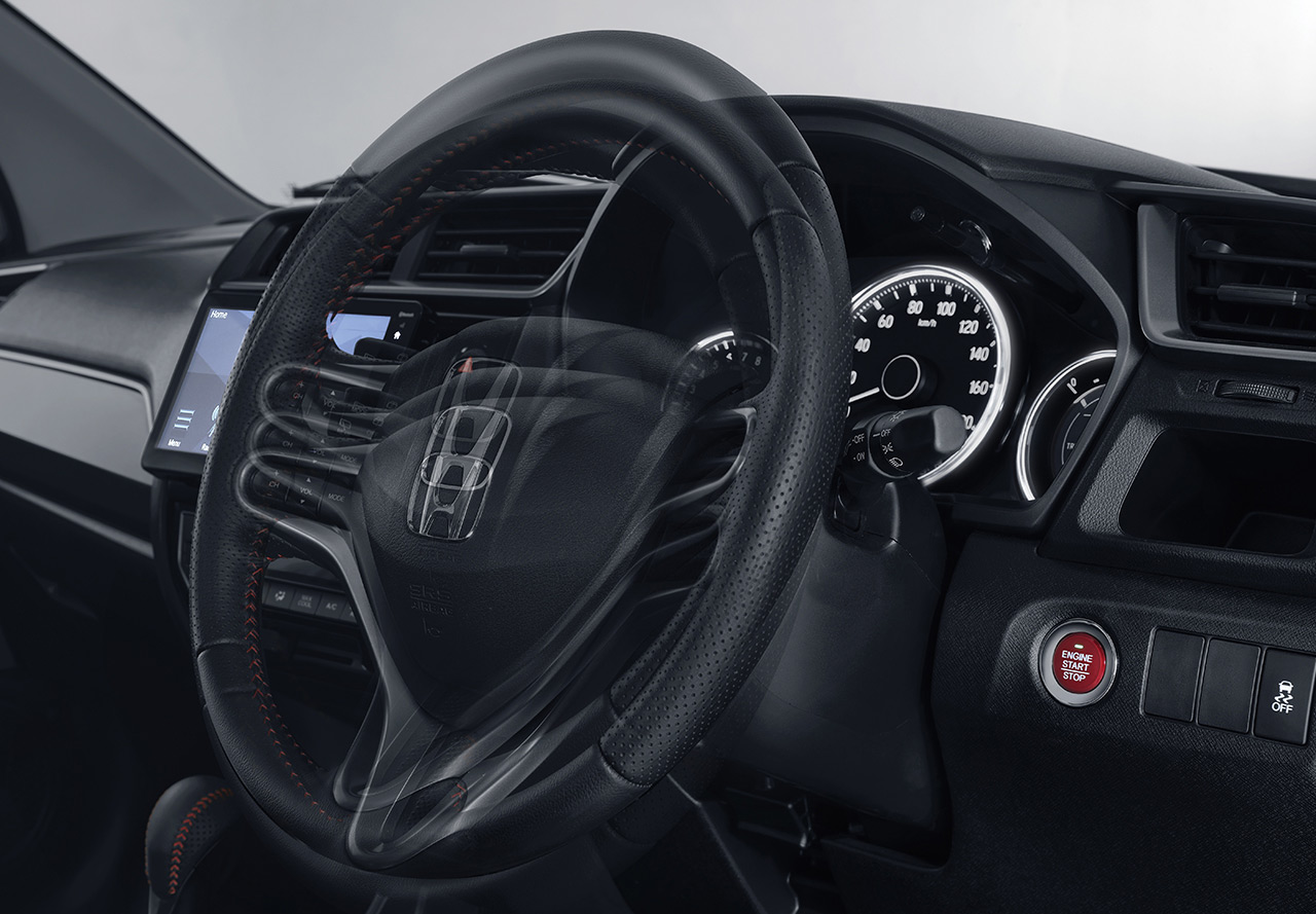 Tilt-Steering